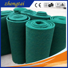 Kitchen cleaning tool belt green scouring pad rolls